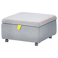 IKEA SLAKT (503.629.56) Модуль сиденья с контейнером