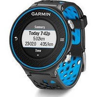 Garmin Forerunner 620 Black/Blue, фото 1