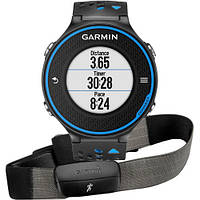 Garmin Forerunner 620 HRM-Run Black/Blue, фото 1