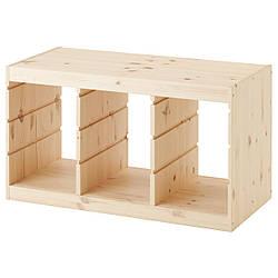 IKEA TROFAST (203.086.97) Рамка для фото светлая сосна