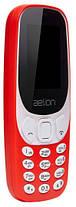 Телефон AELion A300 Red Гарантия 12 месяцев, фото 2