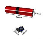 Wi-pods S2 Беспроводные наушники блютуз 5.0 гарнитура Оригинал водонепроницаемые Красный металлик., фото 8