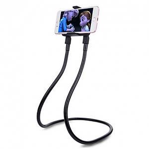 Универсальный держатель - селфи стик lazy bracket для мобильного