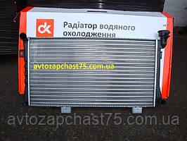 Радиатор Ваз 2121, 2129, 2130, 2131 , 21213, Нива (производитель Дорожная карта, Харьков)