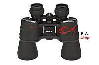 Бинокль Tasco 10x50 для спортивно-развлекательных мероприятий, охоты, туризма, рыбалки, театра