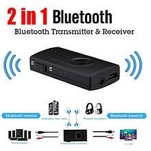 Bluetooth аудіо передавач + приймач BT-500 (Transmitter + Receiver)