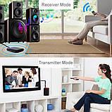 Bluetooth аудио передатчик + приемник BT-500 (Transmitter + Receiver), фото 8