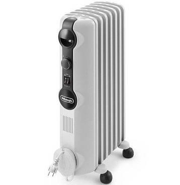 Масляний радіатор DELONGHI TRRS0715 1500W, фото 2