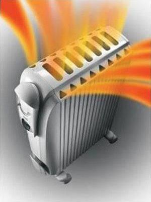 Масляний радіатор DELONGHI TRDS40820E, фото 2