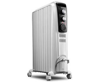 Масляный радиатор DELONGHI TRD41025T, фото 2