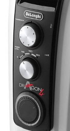 Масляний радіатор DELONGHI TRD41025T, фото 2