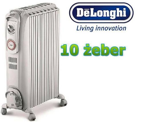 Масляный радиатор DELONGHI TRD1025T, фото 2