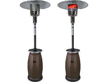 Уличный газовый обогреватель 12 кВт, фото 2