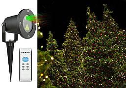 Лазерний проектор STAR SHOWER 2 кольори, фото 3