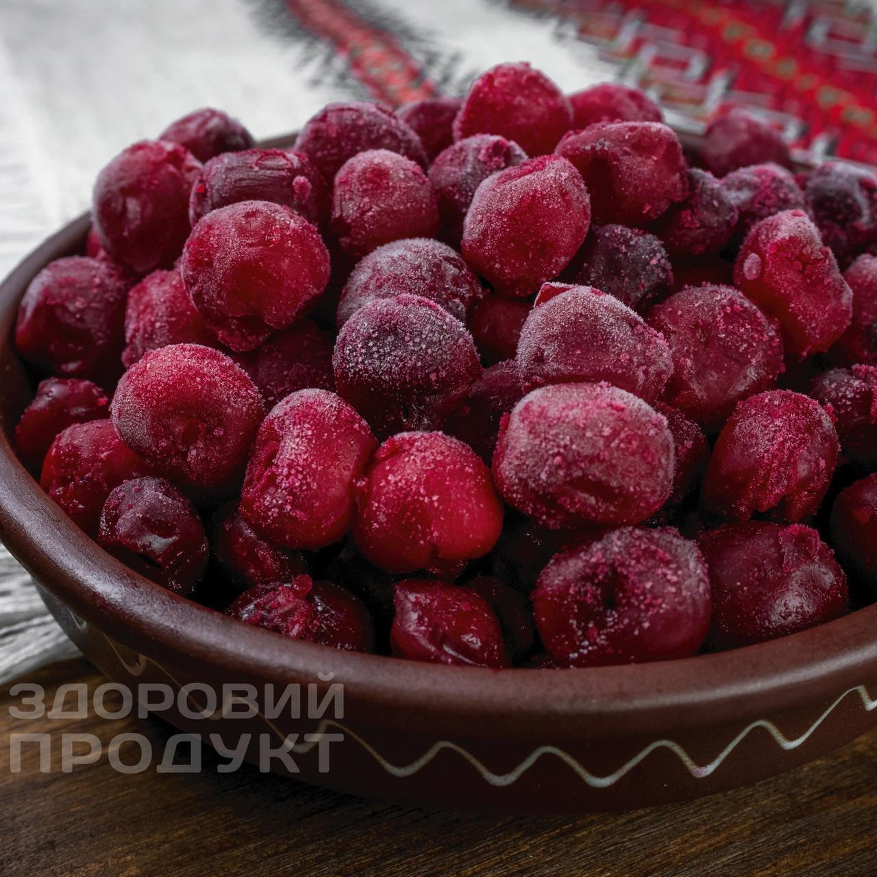 Вишня замороженная б/косточки (Польша)