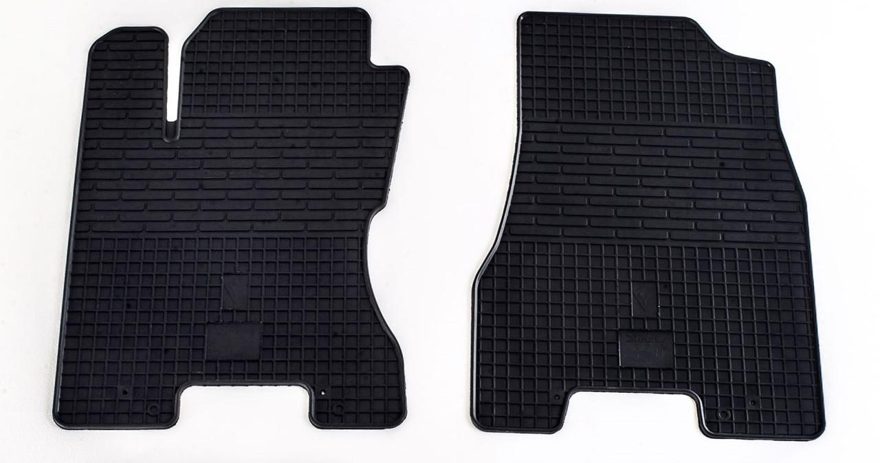 Коврики в салон для Nissan X-Trail 07- (передние - 2 шт) 1014022