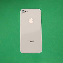Задняя панель корпуса Apple iPhone 8 Silver