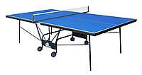 Теннисный стол складной Compact Strong Синий, фото 1