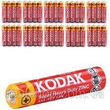 Батарейка Kodak Extra Heavy Duty  AAA/R3 1шт