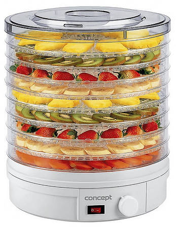 Сушарка для овочів і фруктів CONCEPT SO1020, фото 2
