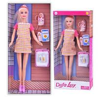 Кукла беременная 8357, Defa Lucy с аксессуарами