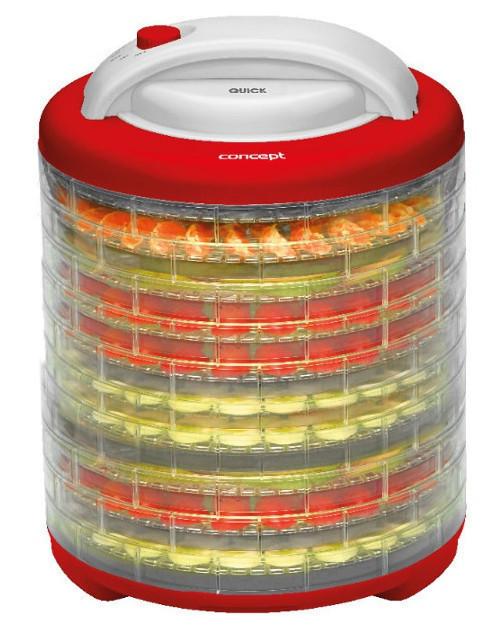 Сушилка для овощей и фруктов CONCEPT MEGA 450W