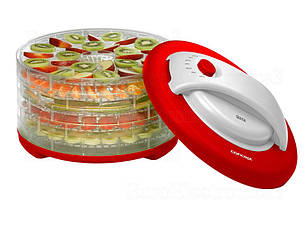 Сушарка для овочів і фруктів CONCEPT MEGA 450W, фото 2