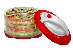 Сушилка для овощей и фруктов CONCEPT MEGA 450W, фото 2