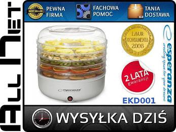 Сушарка для овочів і фруктів ESPERANZA CHAMPIGNONS, фото 2