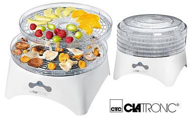 Сушарка для овочів і фруктів CLATRONIC DR 3525
