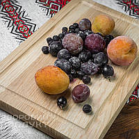 """Замороженная смесь """"Компотная"""" (абрикос, слива, смородина черная, виноград) замороженная"""