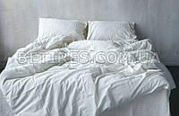Комплект постельного белья 200x220 LIMASSO SNOW WHITE STANDARTмолочный