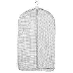 IKEA STUK (503.708.76) Чехол для одежды, 3 шт., Белый/серый