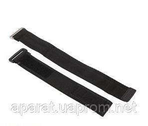 Garmin Ремешок на запястье для Fenix / Tactix Липучка Черный