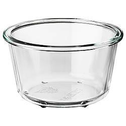 IKEA IKEA 365+ (303.591.96) Контейнер для еды, круглый, стакан