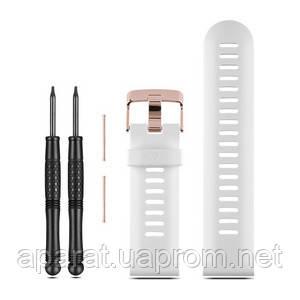 Силиконовый сменный ремешок для garmin fenix 3, белый