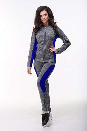 8f5f7364361 Стильный спортивный женский костюм кофта+брюки