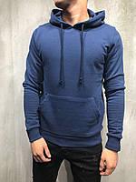 Чоловіче худі синє 8023, фото 1