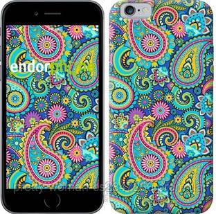 """Чехол на iPhone 6 индийский огурец """"3577c-45-19414"""""""