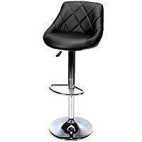 Барный стул Hoker TOLEDO. Цвет черный.