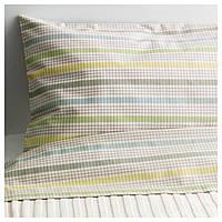 IKEA DROMLAND (803.195.65) Комплект постельного белья, серый