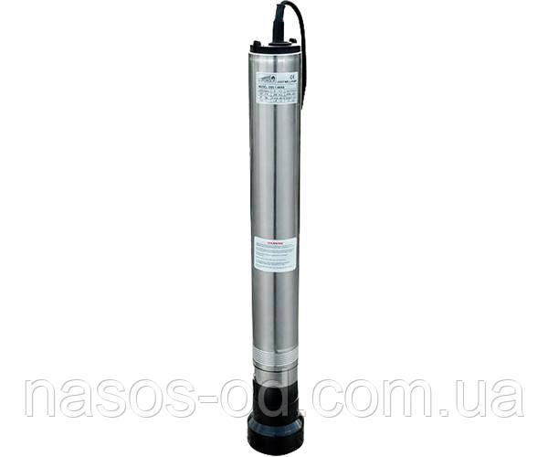 Насос центробежный глубинный Euroaqua DS 5.1-48/6A для скважин 0.6кВт Hmax46м Qmax85л/мин Ø100мм