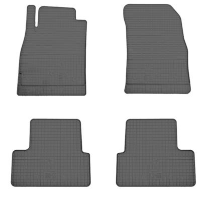 Коврики в салон для Chevrolet Cruze 09-/Orlando 11-/Opel Astra J 09-/Zafira 11- (комплект - 4 шт) 1002024