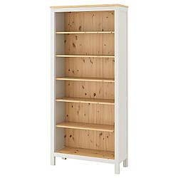IKEA HEMNES (604.135.02) Шкаф, белый, голубой