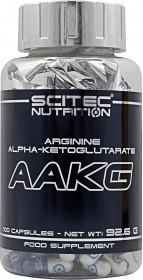 Аргинин Scitec Nutrition - AAKG (100 капсул)