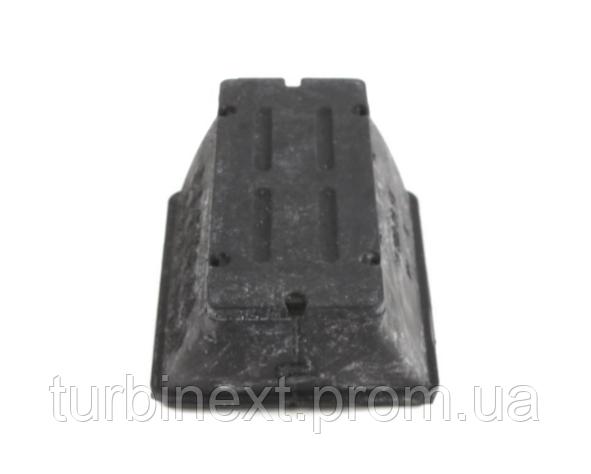 Подушка ресори (передній/верхня) MB Sprinter 96- (пластик) OE MERCEDES 9013222619