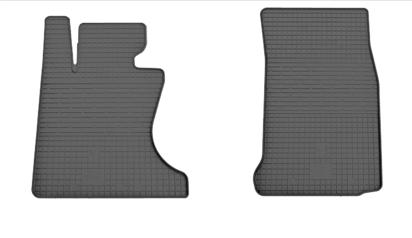 Коврики в салон для BMW 5 (E60/E61) 03- (передние - 2 шт) ** 1027072
