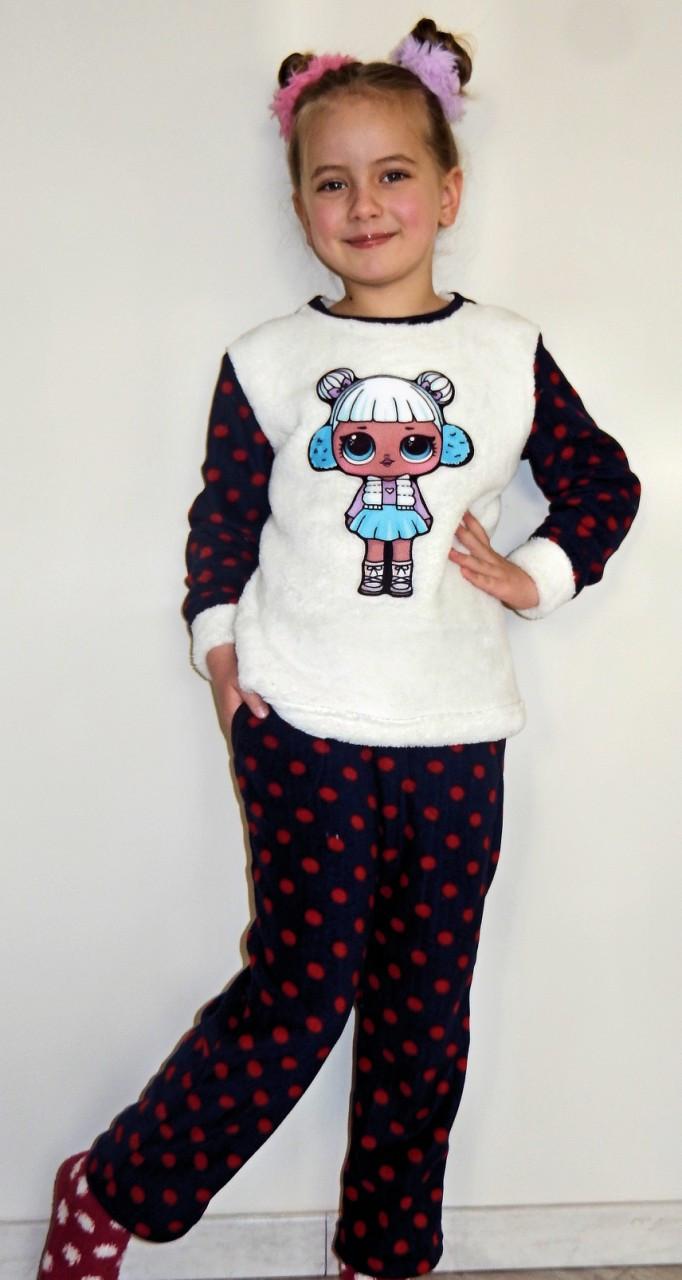 Яркая пижамка для девочки