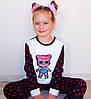 Яркая пижамка для девочки, фото 2