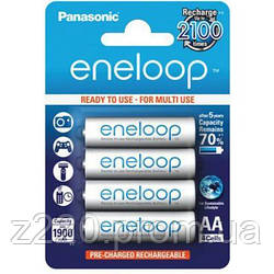 Аккумулятор PANASONIC Eneloop 1900mAh NI-MH * 4 (BK-3MCCE/4BE)